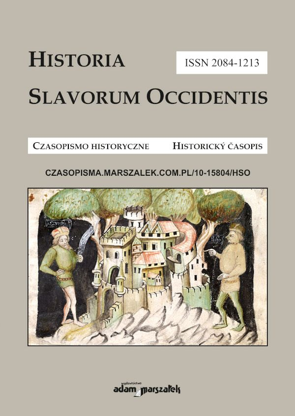 Historia Slavorum Occidentis